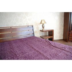 Coverlet ELEGANCE purple