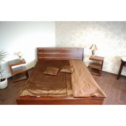 Coverlet MINK brown