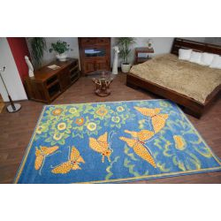 Carpet FRYZ NESI blue