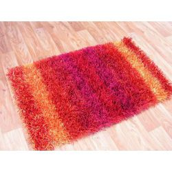 Carpet SHAGGY TOPSY 110 red