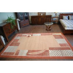 Carpet TWIST MURENA salmon