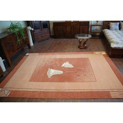 Carpet TWIST SUMIK salmon