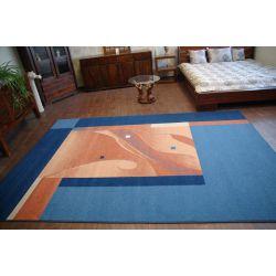Carpet TWIST MALAWI blue