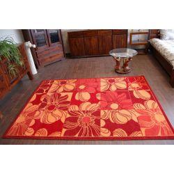 Carpet TWIST LORCA orange