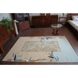 Carpet TWIST NEVE marine