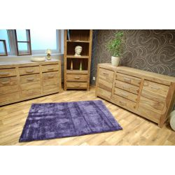 Carpet MICROFIBRA SHAGGY purple