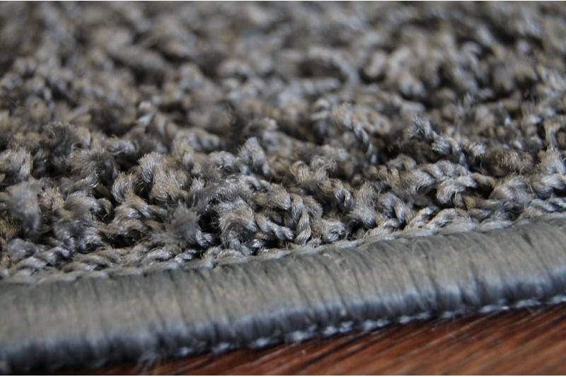 Glitter Carpet Grey - Carpet Vidalondon