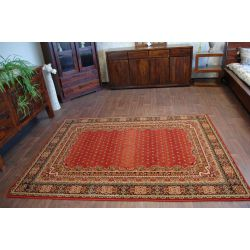 Carpet POLONIA BARON burgundy