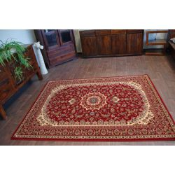 Carpet POLONIA SAFIR burgundy