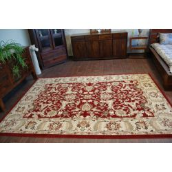 Carpet OMEGA ORDA burgundy