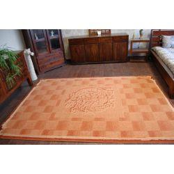 Carpet POLONIA RING terracotta