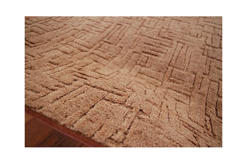 Cheap Amp Quality Carpets Kasbar Brown Bedroom Width 3m 4m