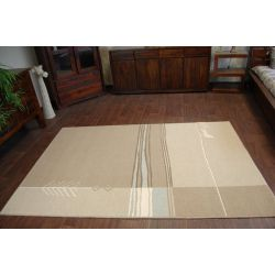 Carpet NATURAL BIRD dark beige
