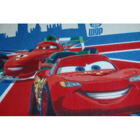 Carpet DISNEY 95x133cm CARS 24