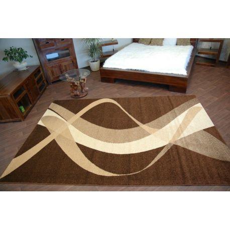 Carpet caramel BROWN brown