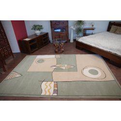 Carpet MODERN BUK green