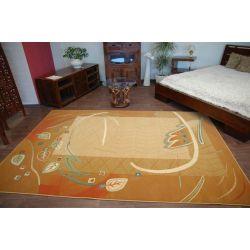 Carpet CLASSIC ZAWILEC toffee