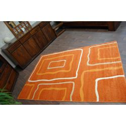 CARPET MYSTIC design 013 terracotta