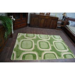 CARPET MYSTIC design 014 green
