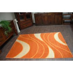 CARPET MYSTIC design 015 terracotta