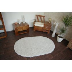 Carpet SHAGGY oval design 100 K