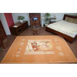 Carpet MODERN GALENA of tea