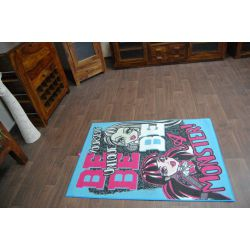 Carpet DISNEY 95x133cm MONSTER HIGH 02