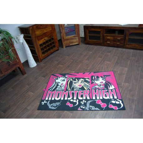 Carpet DISNEY 95x133cm MONSTER HIGH 03