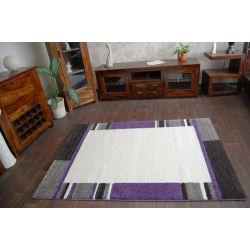 Carpet VERDI model 80053 ivory purple