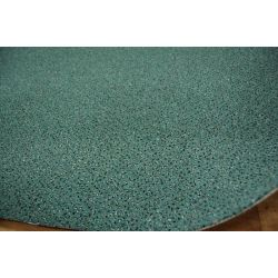 Fitted carpet VELOUR TECHNO STAR 490 green