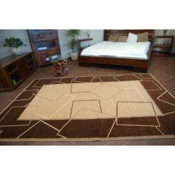 Carpet CARAMEL CARAMEL brown