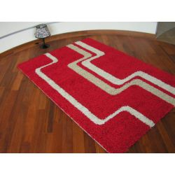Carpet JAZZY DASH red
