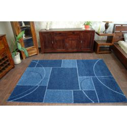 Carpet SHAGGY ADVENTURE 4069 blue