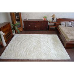 Carpet SHAGGY SNOW 623 cream