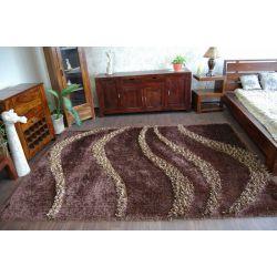 Carpet SHAGGY MYSTERY 0118 brown