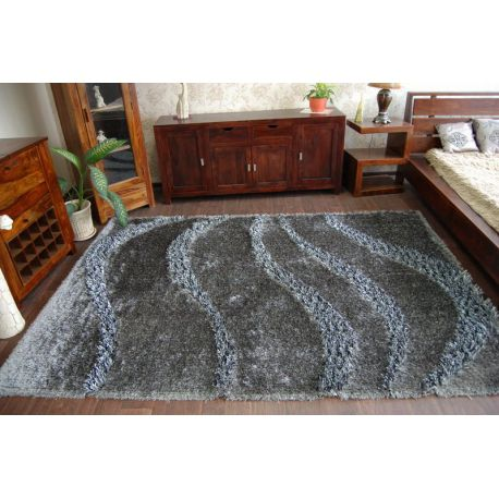 Carpet SHAGGY MYSTERY 0118 grey