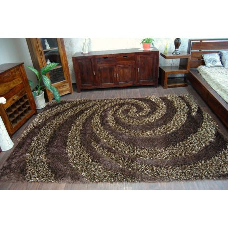 Carpet SHAGGY MYSTERY 315 brown