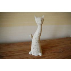 FIGURINE EGYPTIAN CAT