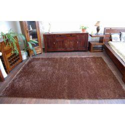 Carpet SHAGGY DUAL - DUO chocolate