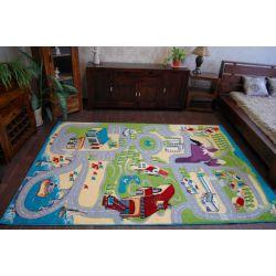Carpet FUNKY UGO lime