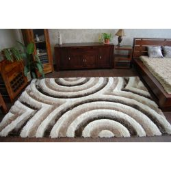 Carpet SHAGGY ISTAMBUŁ circles