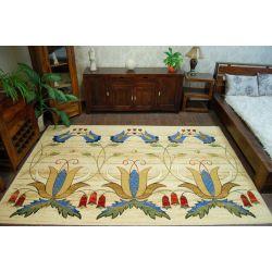 Carpet FOLK WIANO cream