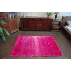 Carpet SHAGGY SHINY pink