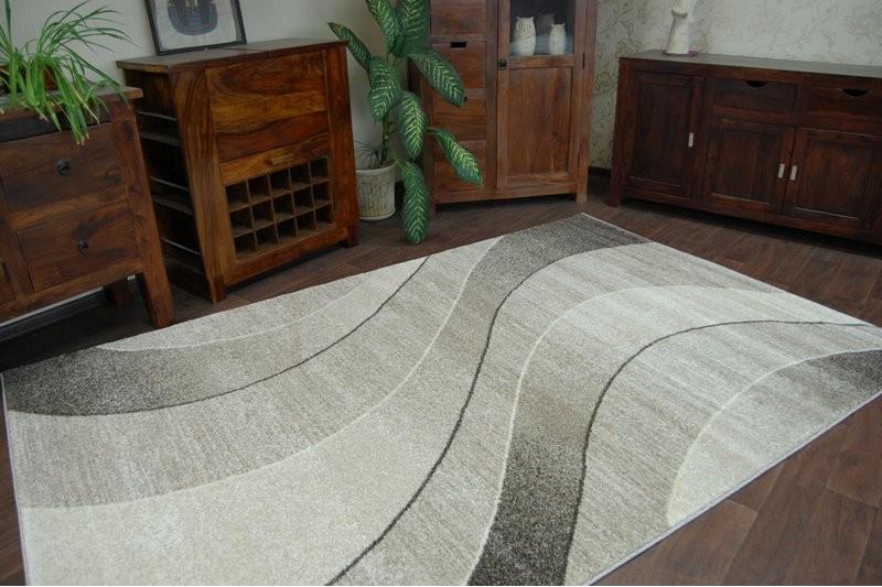 Épais qualité 20mm design moderne dense doux tapis shadow 8621 grande petite taille