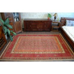 Carpet OMEGA ANTIK red