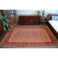 Carpet OMEGA ANTIK red