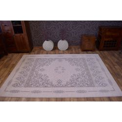 Carpet ALABASTER UNARI clear cocoa