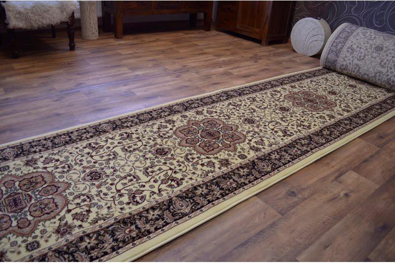 TRADITIONAL ROYAL 1745 stylish elegant Width 70-150 cm extra long Runner Rugs