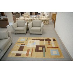 Carpet ICE beige 004 WISCOZA