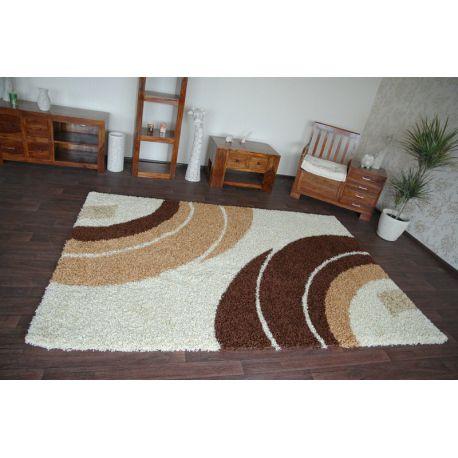 Carpet SHAGGY LONG 4401 ivory